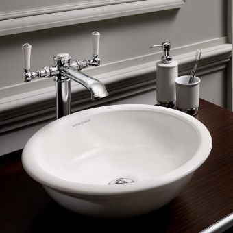 CHK Victoria and Albert Drayton 40 Countertop Basin