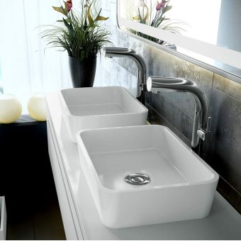 Victoria and Albert Edge 45 Countertop Basin
