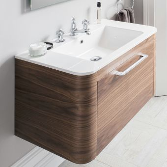 Crosswater Celeste 1 Drawer Vanity Unit and Basin