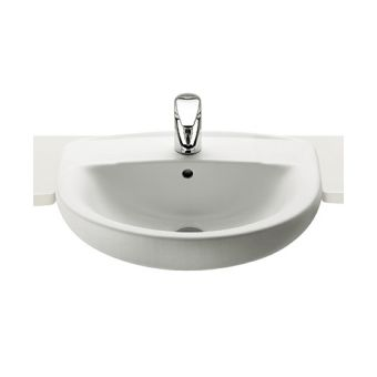 roca laura semi recessed basin - Roca Wash Basin