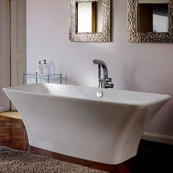 Freestanding Baths In Traditional & Modern Styles In Steel