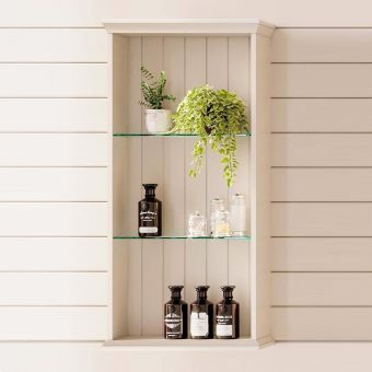 VitrA Valarte Wall Shelving Unit