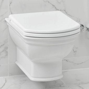 VitrA Valarte Rimless Wall Hung Toilet - 78050030075