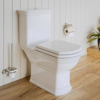 VitrA Valarte Close Coupled Toilet