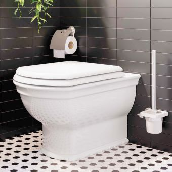 VitrA Valarte Back to Wall Toilet