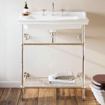 VitrA Valarte Basin and Washstand