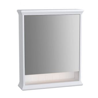 VitrA Valarte 1 Door Bathroom Mirror Cabinet