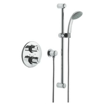 Grohe G1000 BIV Concealed Shower Kit