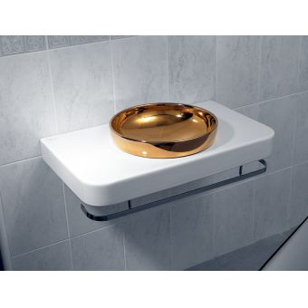 Vitra Waterjewels 800mm Countertop With Hole