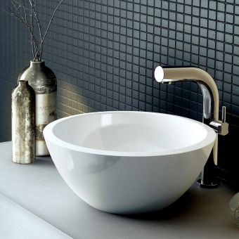 Victoria and Albert Tubo 16 Tall Basin Mixer