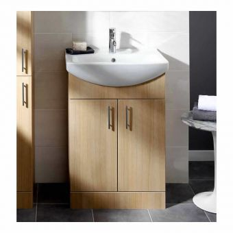 Noble Primo 600mm Washbasin Set