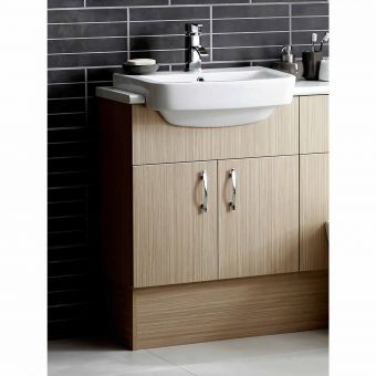 Noble Dueto Slimline Washbasin Unit