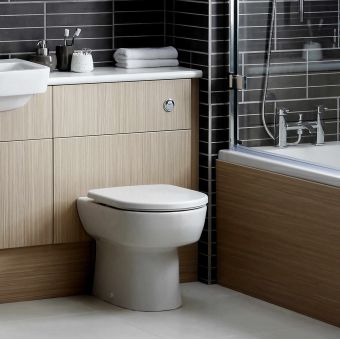 Noble Dueto Slimline Toilet Unit