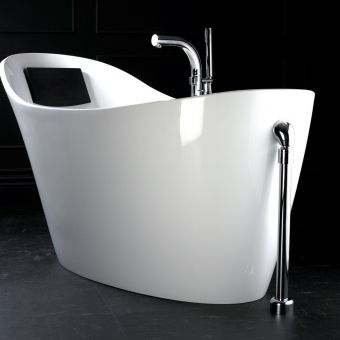 Victoria and Albert Kit 17 Bath Waste with External Overflow