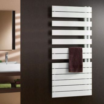Zehnder Roda Spa Asymmetrical Towel Drying Radiator