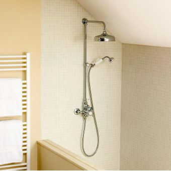 Victoria and Albert Staffordshire 20 Thermostatic Shower Kit