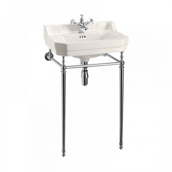 Burlington Medici Edwardian Basin and Basin Stand