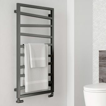 Crosswater Wedge Towel Warmer