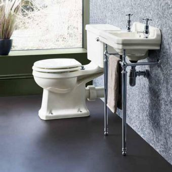 Burlington Medici Close Coupled WC