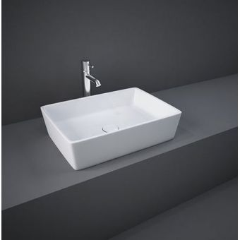 RAK Moon Rectangular Countertop Basin