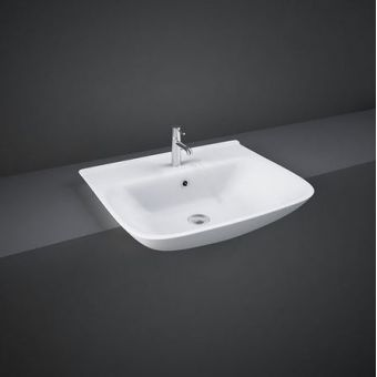 RAK Origin Semi Recessed Wash Basin