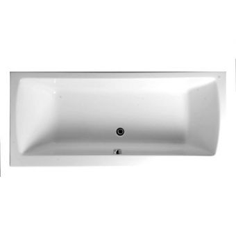 Vitra Neon Double Ended Bath 1800 x 800mm