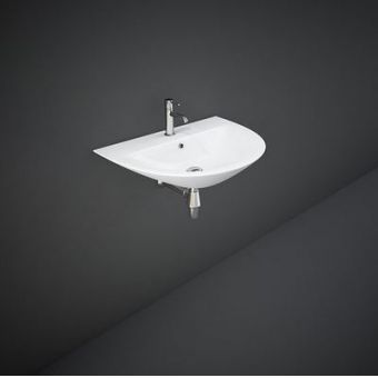 RAK Morning 650mm Wall Hung Wash Basin
