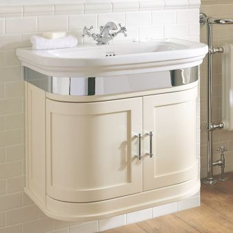 Imperial Thurlestone Curved 2 Door Vanity Unit