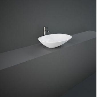 RAK Morning Countertop Wash Basin - MORCT5400AWHA