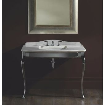 Imperial Westminster Oban Stand & Basin with Marble Top
