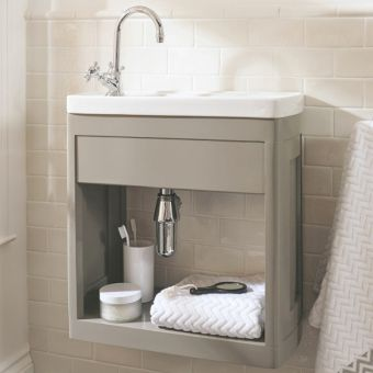 Imperial Thurlestone Open Cloakroom Unit