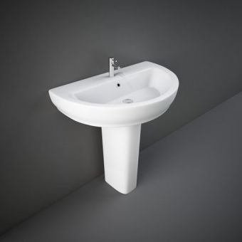 RAK Moon 800mm Wash Basin