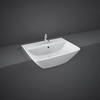 RAK Summit Semi Recessed Basin