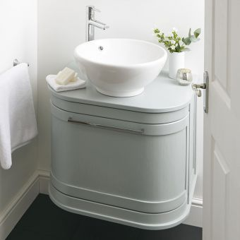 Imperial Roseland 2 Drawer Vanity Unit for Washbowls