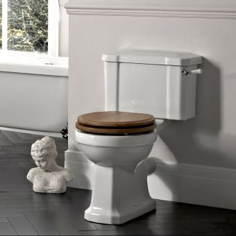 Tavistock Vitoria Close Coupled Toilet - P850S