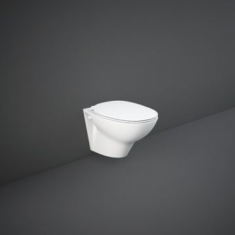RAK Morning Wall Hung Rimless WC