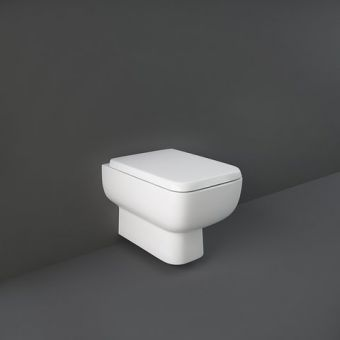 RAK Series 600 Wall Hung Rimless WC