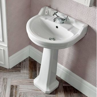 Tavistock Vitoria 550mm Round Basin