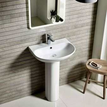 Tavistock Orbit Washbasin 550mm