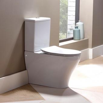Tavistock Agenda Close Coupled Toilet