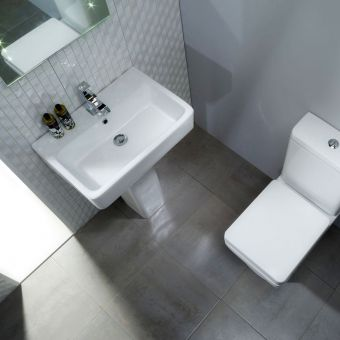Tavistock Q60 Family Bathroom Basin