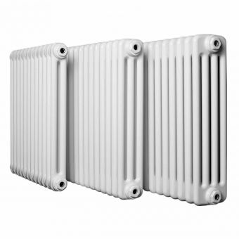 Apollo Roma 600x600mm Column Steel Radiator
