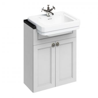 Burlington Fitted Furniture 600mm Basin Unit