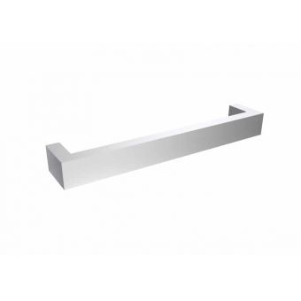 Saneux Solo Square 450mm Dry Electric Towel Rail  **remove**
