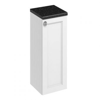 Burlington Fitted Furniture 30cm 1 Door Bathroom Cupboard