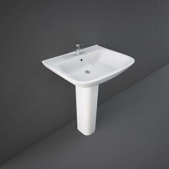 RAK Origin 650mm Wash Basin - ORI65BAS1