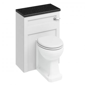 Burlington Fitted Furniture Floor Standing Toilet Unit
