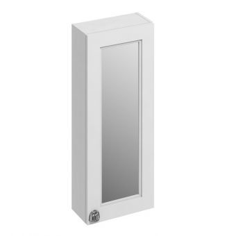 Burlington Fitted Furniture 30cm 1 Door Mirrored Wall Unit