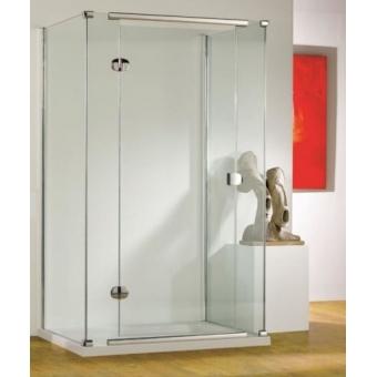 Kudos Infinite 1200mm Hinged Shower Door - Left Hand