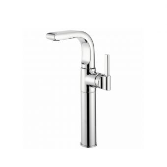 Pegler Panacea Tall Monobloc Basin Mixer Tap And Waste